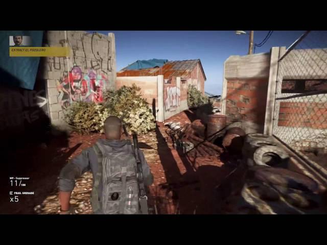 Tom Clancy's Ghost Recon Wildlands - Démo de gameplay E3 2016