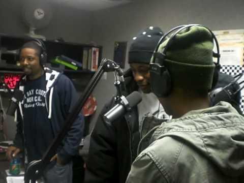 Young Maf (BATCAVE RADIO) interveiw
