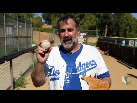 Calabasas 2nd Annual Dodger Night - June 4th, Mayor David J. Shapiro Pitching Tips