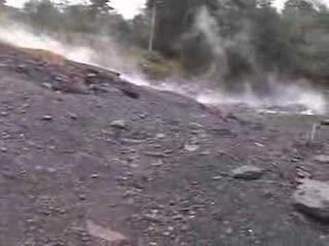 The Real Silent Hill - Centralia PA Mine Fire