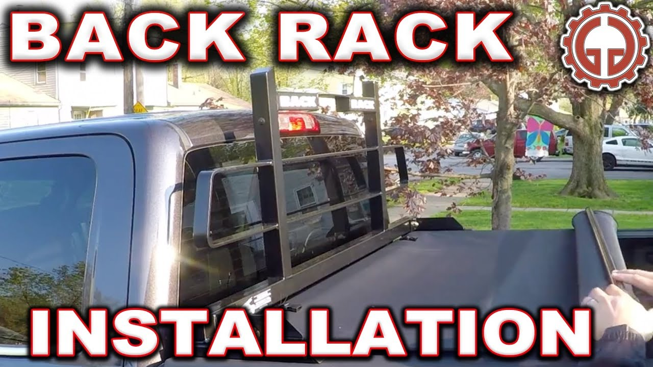 Backrack - Unboxing, Installation, and Review - YouTube