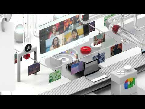 The Google Workspace Factory: Change background in Google Meet