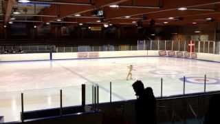 Amalie Borup, FSF, Cubs M, Friløb 16.03.2014
