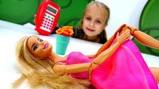 Барби и Тереза поссорились. Приключения Барби - Мультики для девочек