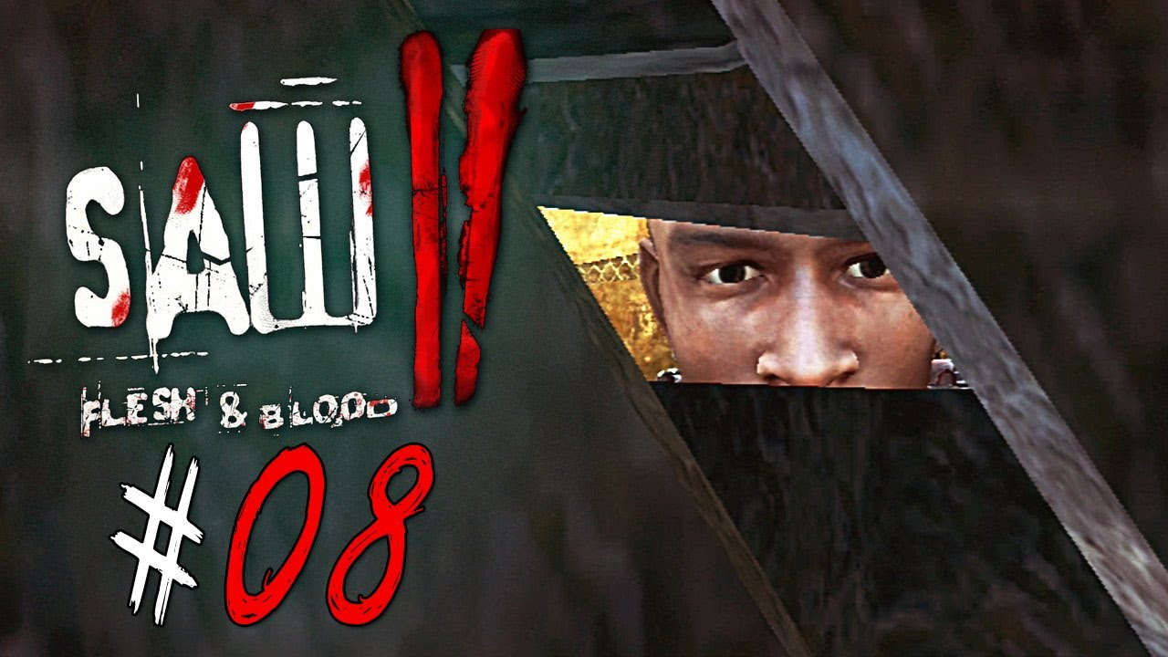 EIN WIEDERSEHEN   SAW 2: Flesh & Blood   Part 8   Gameplay