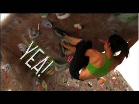 My Sport: Rock Climbing - Bouldering