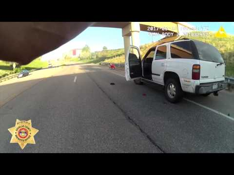 Raw Footage of Officer Involved Shooting in Douglas County, Colorado