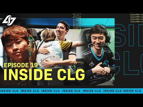 We Control Our Own Destiny - Inside CLG