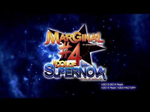 【Rejet】MARGINAL#4 IDOL OF SUPER NOVA PV