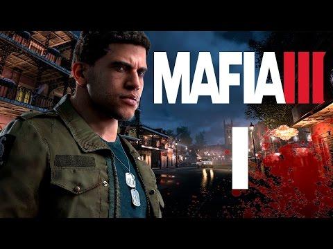MAFIA 3 Gameplay Walkthrough - ЕПИЧНО НАЧАЛО! - Епизод #1