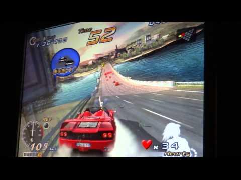 Sega Outrun 2: Arcade Sega Chihiro Arcade Hardware