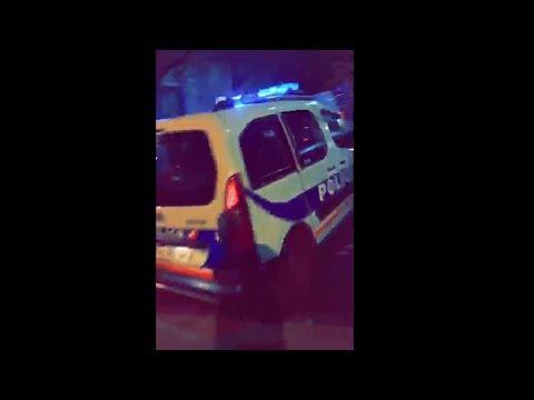 ABDEL S'EST FAIT EMBARQUÉ PAR LA POLICE APRES UNE BAGARRE !