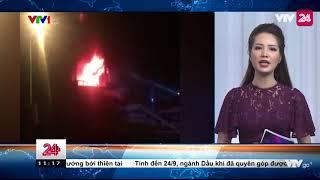 Hà Nội: Cháy nhà trong đêm, 2 người thiệt mạng  - Tin Tức VTV24