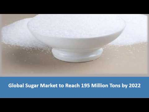 Global Sugar Market | Industry Trends, Share, Size & Forecast 2017-2022