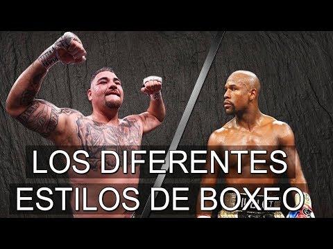 ¿Cuáles Son Los Diferentes Estilos De Boxeo?