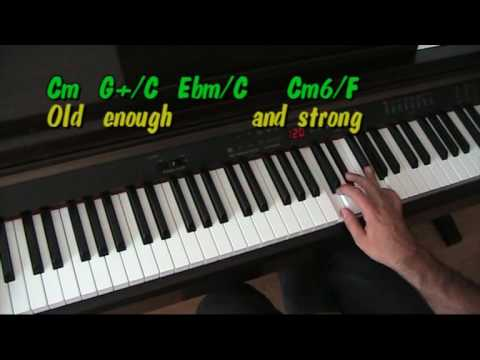 Only Love Remains - Paul McCartney (Piano Video Tutorial)