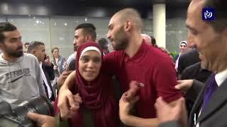 وصول أردنيين اثنين كانا معتقلين في مصر - (4/10/2019)