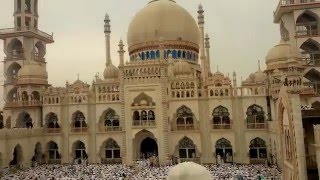 Most beautiful azan In Masjid e Rasheed Darul Uloom Deoband during arrival of Imam e Ka,aba.