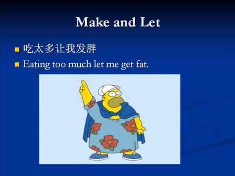 Chinese Linguistics for ESL (Part 3)