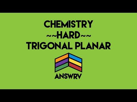 Geometria Molecular - Parte 1 (Linear, Angular, Trigonal, Piramidal, Tetraédrica e etc).