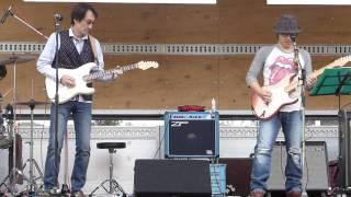 2013年10月6日(日) in ビッグプロ市場まつり Thin Lizzy Cover.