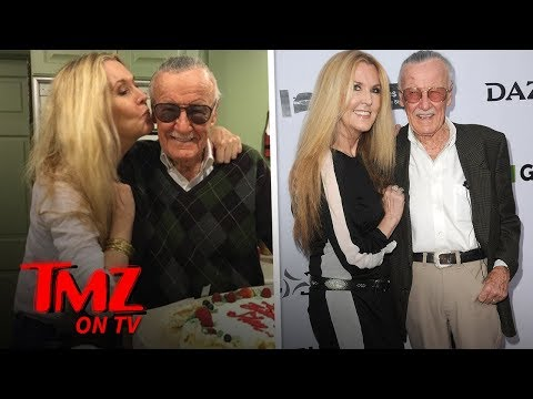 Stan Lee's Final Superhero Revealed | TMZ TV
