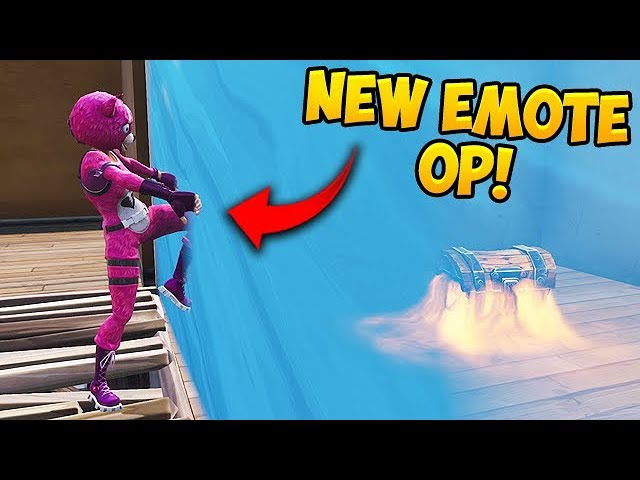 THE MIME TIME EMOTE IS OP! - Fortnite Funny Fails and WTF Moments! #407