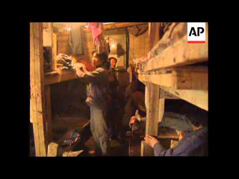 CHINA: UNEMPLOYED RURAL FARM WORKER'S MIGRATION