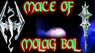 "Skyrim: Daedric Artifacts - Mace of Molag Bal (""House of Horrors"" quest)"