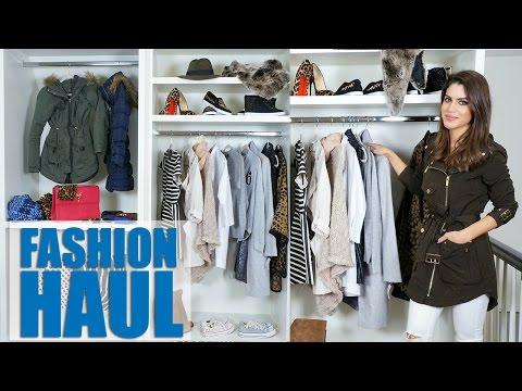 Fashion Haul: Inverno 2014 (Comprinhas)