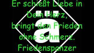Die Ärzte - Friedenspanzer ~03~