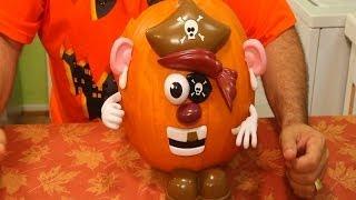 Mr Potato Head Push-Ins - HALLOWEEN