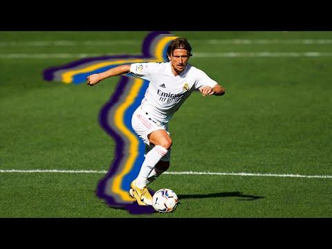 The MAGIC of Luka Modric in 2020   Skills, Passes & Goals
