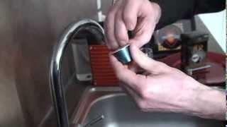 Refill Nespresso capsules MSPRESSO method