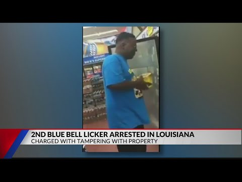 CRob - Man Arrested for Copying Teen's In-Store Ice Cream-Licking Stunt