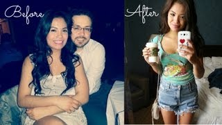 How I lost 17lbs in 4 months WITHOUT EXERCISING! | Belinda Selene