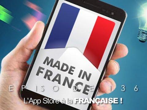 ORLM-136 : L'App Store à la française !