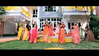 Lip Dub Wedding Gud Naal Ishq Mitha || Walvekar Family Song || HD BY RAVI ARTS ||