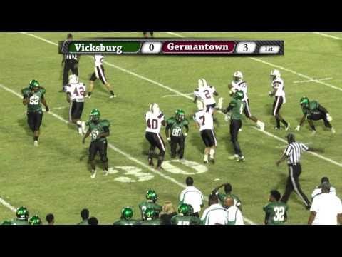 VHS vs Germantown Football Game
