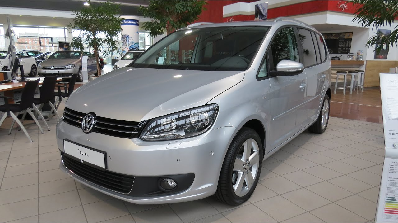 2015 volkswagen touran comfortline 2 0 tdi bmt youtube. Black Bedroom Furniture Sets. Home Design Ideas