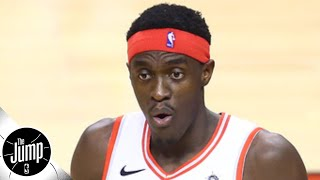 Pascal Siakam could make All-Star, All-NBA and All-Defense teams this year - Zach Lowe | The Jump
