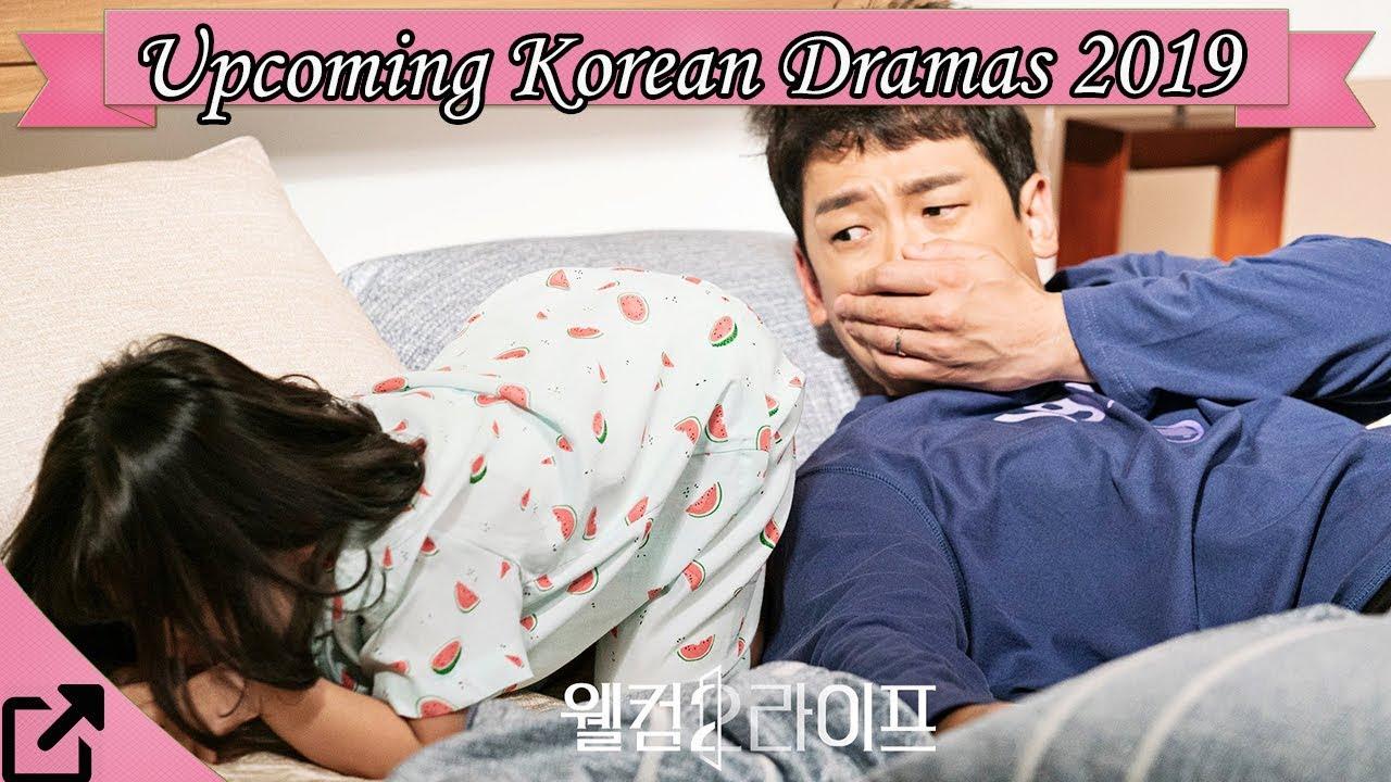 Top 25 Upcoming Korean Dramas 2019 New