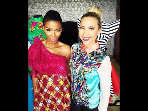 Top Billing features the fashion range of Mafikizolo singer Nhlanhla Nciza | FULL INSERT