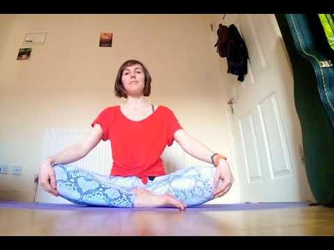 30 Days of Morning Yoga with Orla: Morning Lovin' Day 1🤗