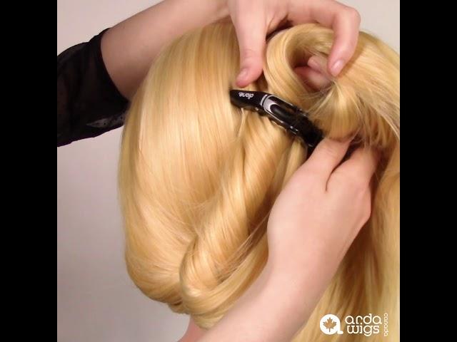 Womens Hair Clips Crocodile Duckbill Alligator Large Hair Clasp New Black