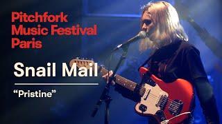"Snail Mail   ""Pristine""   Pitchfork Music Festival Paris 2018"
