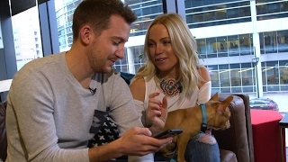 Going Beyond the Swipe, a Changing Trend in Online Dating   ABC News