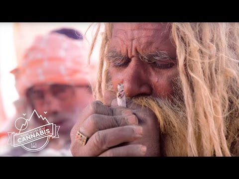 Cannibalism and Cannabis: India's Aghori Sect Seeks to Transcend