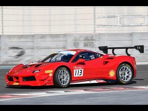 SRI - Ferrari 488 Challenge - Monza - 2° Gara
