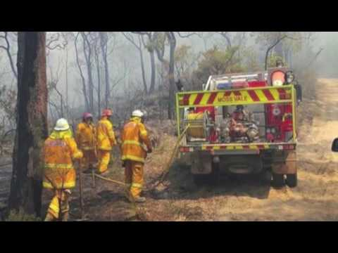 NSW RFS Tribute - Never Give Up